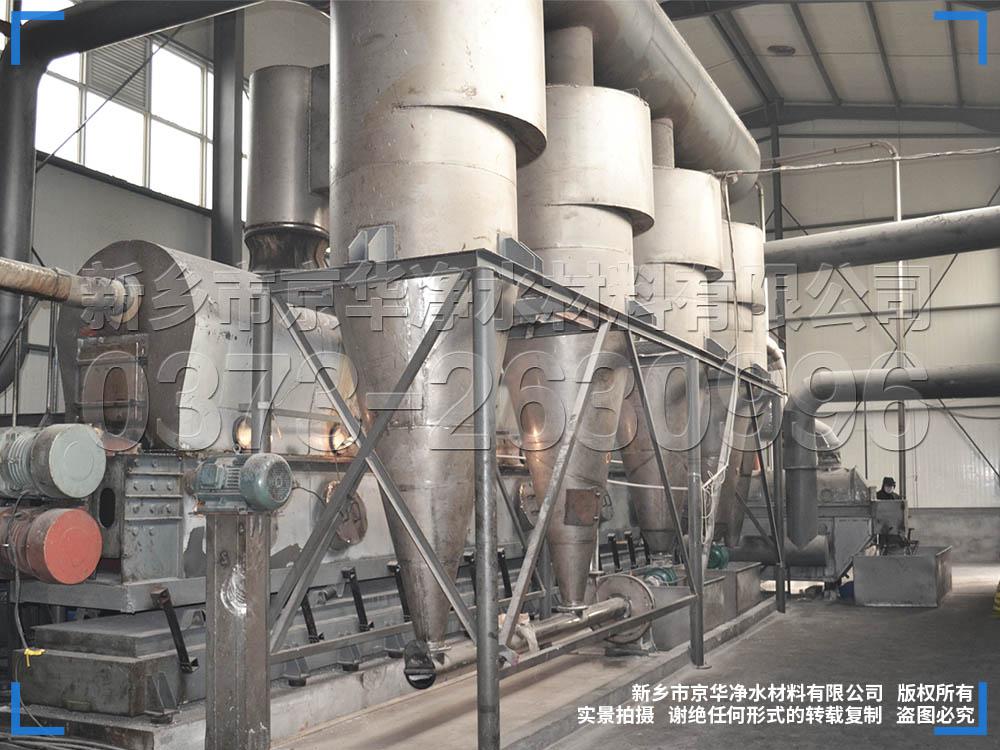 聚丙烯酰胺烘干生产线